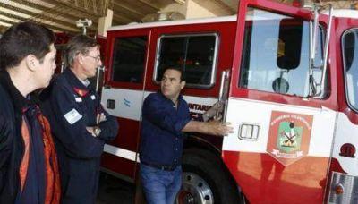 El Gobierno recibirá ayuda de Nación y brindará subsidios a los bomberos