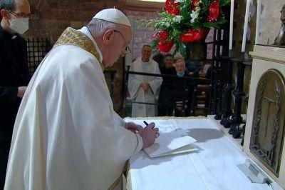 Fratelli tutti: en su nueva encíclica, el Papa retoma las grandes preocupaciones de su pontificado