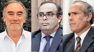 El procurador dictaminó a favor de los tres jueces removidos y la Corte define su futuro