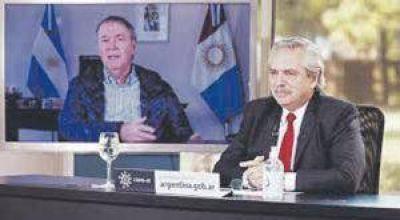 Las razones de Schiaretti para acercarse al PJ nacional