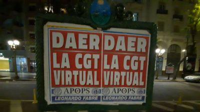 Dura afichada de Leonardo Fabré contra Daer y la CGT