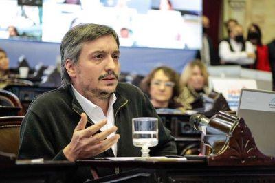 Solo en Off: Máximo Kirchner no se junta con cualquier opositor en la Cámara baja