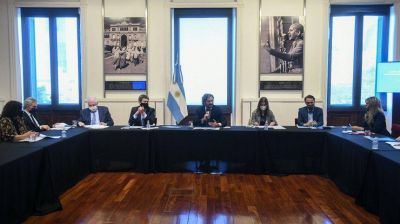 Reunión clave en Casa Rosada para los sectores más golpeados por la pandemia
