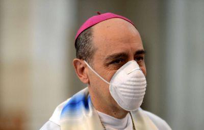 El arzobispo de La Plata confirmó la vuelta de las misas