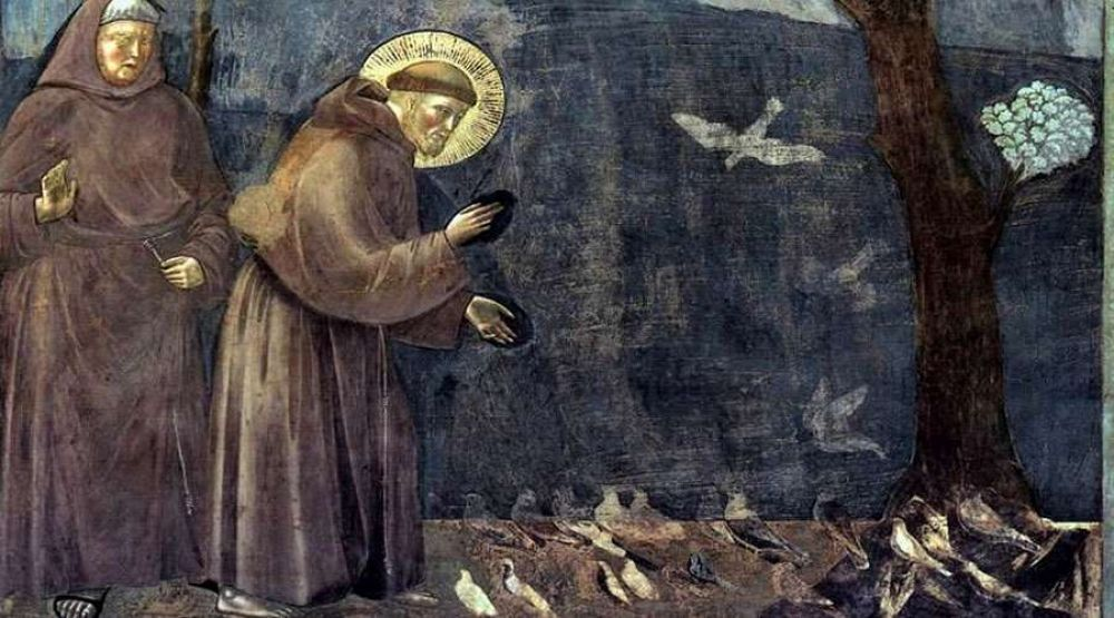 Estos 6 santos fueron amigos de los animales