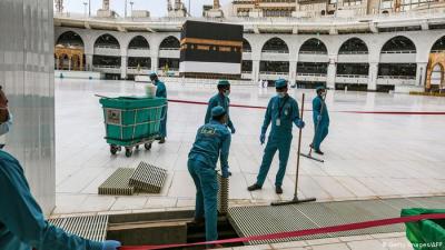 Se reanuda la peregrinación menor a La Meca con cupo y cuidados