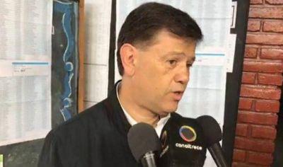 """Mones Ruiz: """"Los números demuestran que la provincia de San Luis no está cerrada"""""""