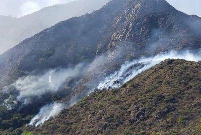 Los incendios de la provincia están controlados