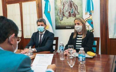 Sergio Uñac presidió una nueva reunión de Gabinete