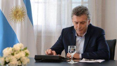 """Macri, enojado por la filtración de datos personales en la causa del espionaje: """"Esto es parte de la persecución permanente"""""""