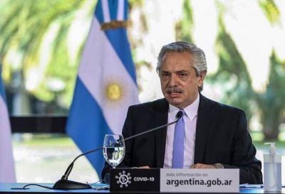 Concejales de 18 departamentos dan la bienvenida a Fernández