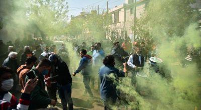 Nueva protesta del Suoem y una larga lista de reclamos a la Municipalidad