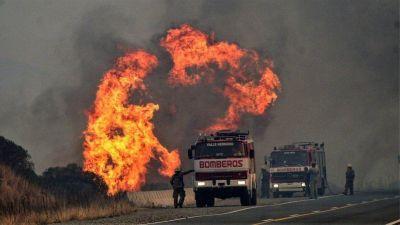 Incendios en Córdoba: Foro Ambiental reclama investigación por el tardío pedido de brigadistas