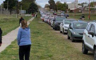 Protesta en Bahía Blanca: Propietarios no residentes reclamaron que los dejen ingresar a Monte Hermoso