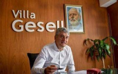 Villa Gesell: Intendente criticó duramente la situación epidemiológica de Mar del Plata