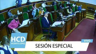 El Concejo Deliberante aprobó la Rendición de Cuentas de 2019 de Jorge Macri