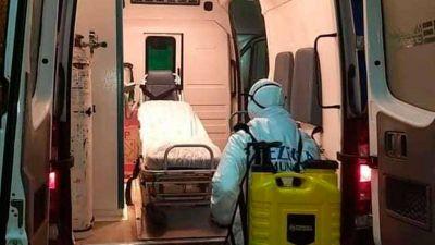 Son 129 los muertos por coronavirus en Ezeiza