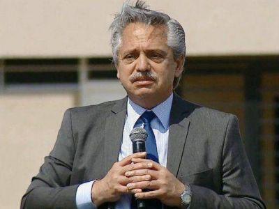 Alberto Fernández, un presidente off the record
