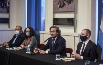Reunión con empresarios y sindicalistas: un mensaje de ¿unidad? para la misión del FMI
