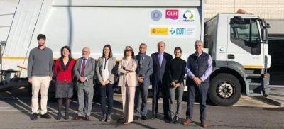 ODS7. Urbaser y CLH investigan la obtención de combustible a partir de residuos plásticos