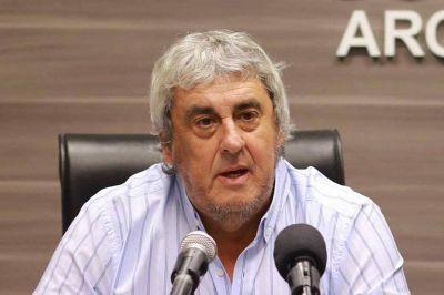 Romero le apuntó a Trotta y Diputados para que cumplan con la Ley de Financiamiento Educativo