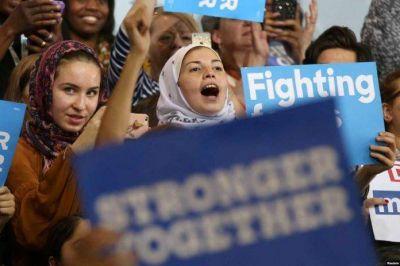 Musulmanes estadounidenses votarán masivamente en las elecciones presidenciales