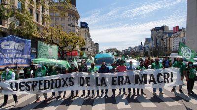 """Aguiar: """"La decisión es del Gobierno, si eligen golpear a los de abajo, los seguiremos defendiendo en la calle"""