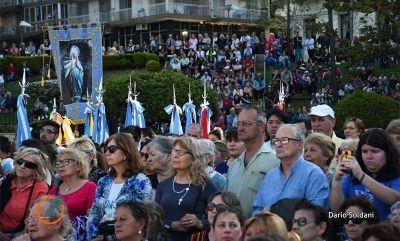 Día de la Virgen del Rosario: cómo será la caravana desde La Catedral
