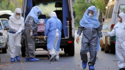 1.667 nuevos casos de Covid en Santa Fe y 29 muertes