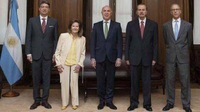La Corte Suprema no se pone de acuerdo con los jueces Bruglia, Bertuzzi y Castelli