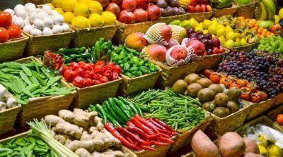 Atribuyen a la sequía la suba de precio de frutas y verduras