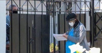 Muestreo Coronavirus en Zárate y Campana: ¿por qué agentes sanitarios visitan casa por casa?