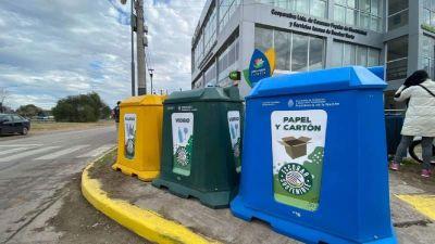 Escobar Sostenible: Durante septiembre se recolectaron 25.000 kilos de Residuos Sólidos Urbanos y más de 2.000 kilos en ecobotellas