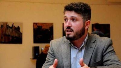 """Sergio Siciliano: """"La provincia necesita un plan estratégico para la vuelta a clases presenciales"""""""