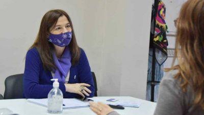 Ministra de Mujeres bonaerense dio positivo en coronavirus
