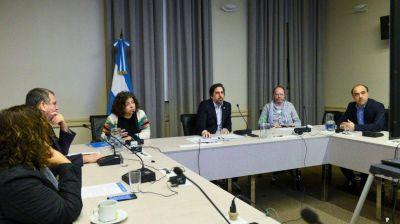 No hubo definiciones sobre el regreso a las aulas tras la reunión de Trotta con los ministros