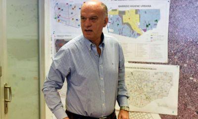 Grindetti redobla la apuesta y busca crear una brigada taser en Lanús