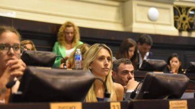 Diputada marplatense cruzó al jefe de gabinete Carlos Bianco