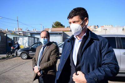Arnaldo Medina sostuvo que no se puede autorizar el ibuprofeno inhalado en Santa Cruz porque se fabrica en otro lado