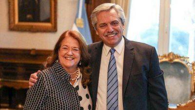 La charla secreta entre Alberto Fernández y Michelle Bachelet que definió el voto de Argentina sobre Venezuela