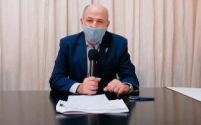 Coronel Rosales registró importante aumento de casos y el Intendente dice que el sistema sanitario está