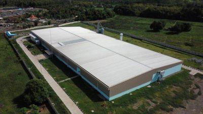 Se instalaría en Tornquist una planta de producción de salmón rosado y vegetales orgánicos