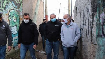 Lanús: Berni criticó iniciativa para comprar pistolas Taser y pidió