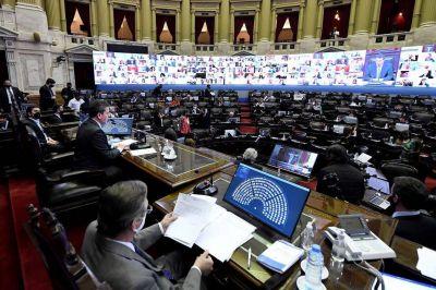 Diputados: media sanción a la ley que otorga protección jurídica a los laboratorios que suministren la vacuna contra el coronavirus