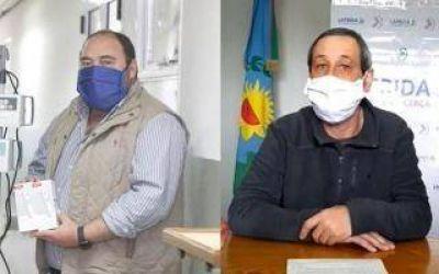 Coronavirus en la política bonaerense: Dos negativos traen alivio a intendentes de la Provincia