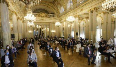 Legislatura intentará sancionar paquetazo inmobiliario de Larreta