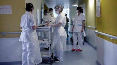 El gobernador anunció que a partir del lunes se pagará al personal de Salud por planilla suplementaria