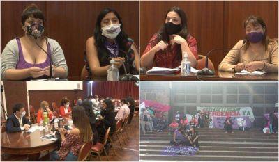 Se empieza a definir en Jujuy una ley clave para frenar la violencia de género