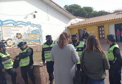 Salteña perdió la presidencia del Concejo de Rosario de Lerma y se atrincheró en el recinto
