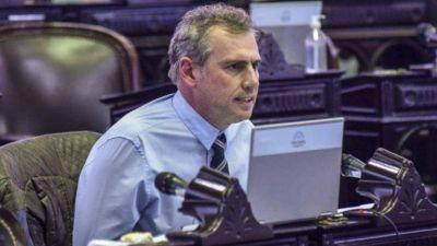 Un diputado pide interpelar al ministro de Ambiente de la Nación por los incendios en Córdoba